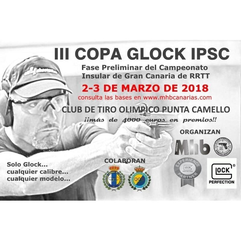 III COPA GLOCK