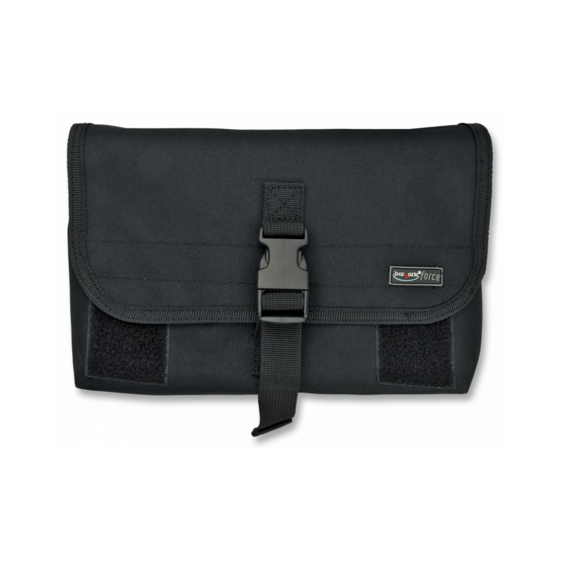 BOLSO MOLLE BARBARIC FORCE 26X19 NEGRO