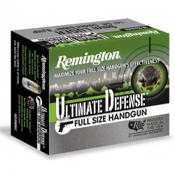 REMINGTON ULTIMATE DEFENSE BJHP 9mm.