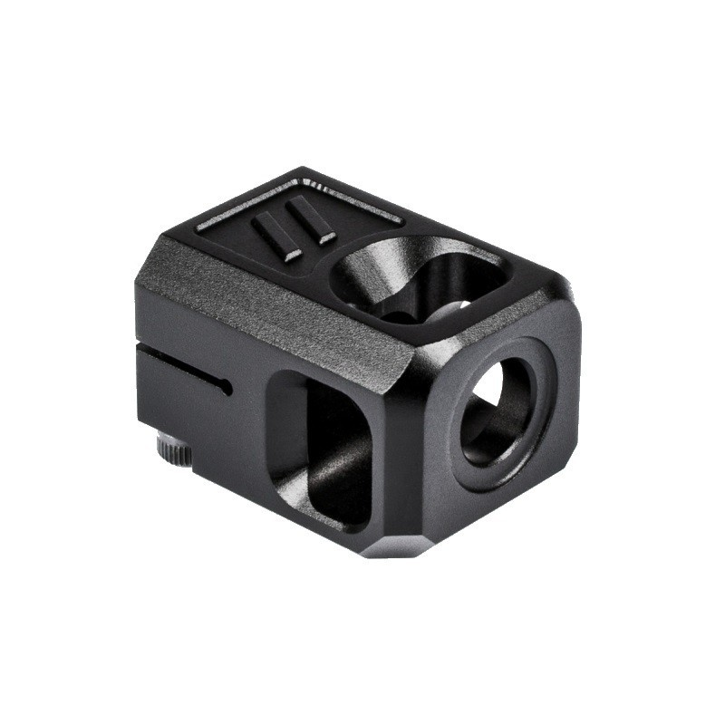 COMPENSADOR ZEV PRO V2 13.5X1 LH THREADING 9 MM NEGRO