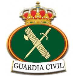 PIN GUARDIA CIVIL O CNP
