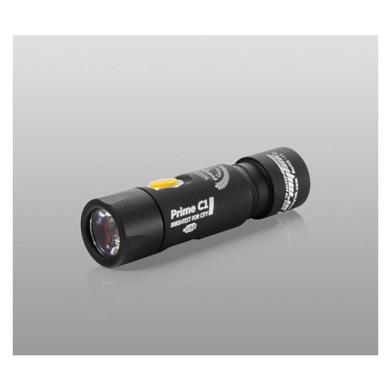 LINTERNA ARMYTEK PRIME C1 MAGNETICA/USB
