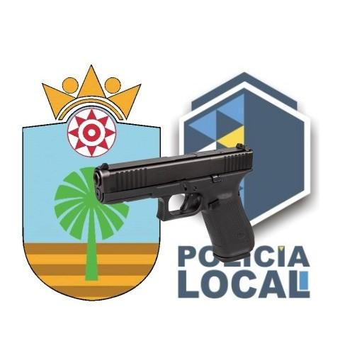 NUEVOS MEDIOS PARA LA POLICIA LOCAL DE SANTA LUCIA DE TIRAJANA
