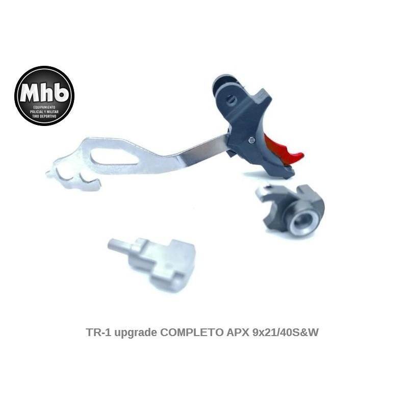 TR-1 upgrade COMPLETO APX 9x21/40S&W