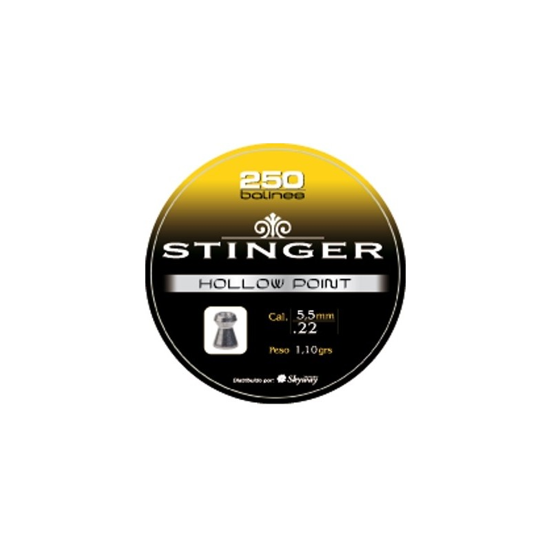 BALINES STINGER HOLLOW POINT