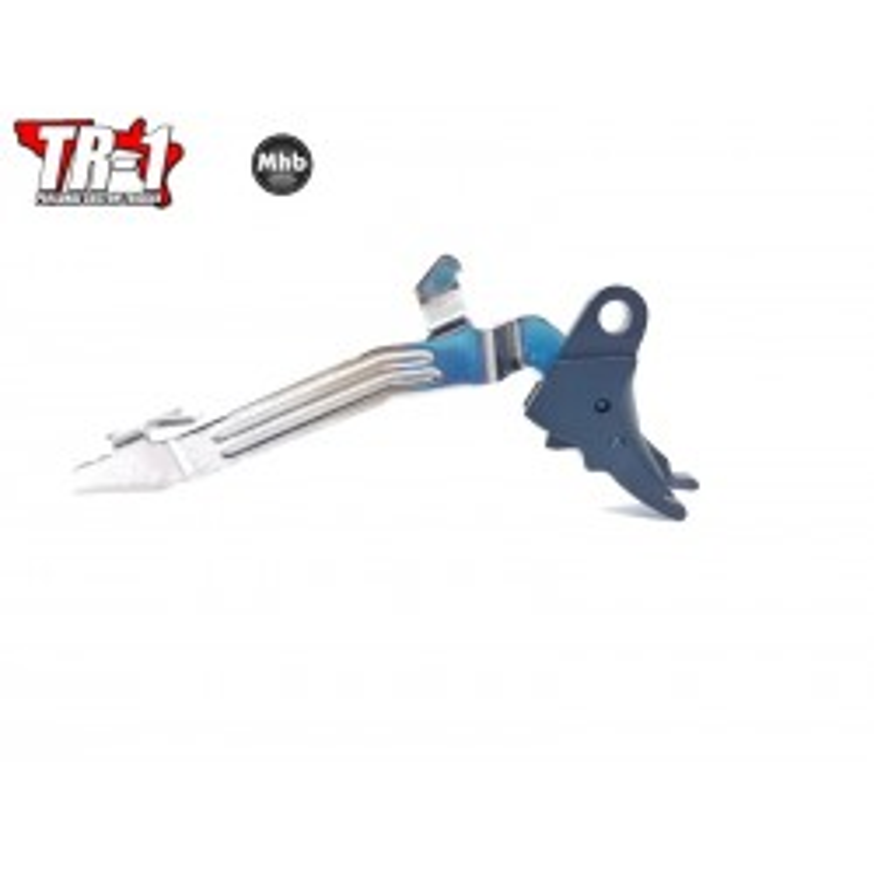 TR-1 upgrade® CROCODILE™ en ERGAL KIT ESSENZIAL para Glock Gen 5