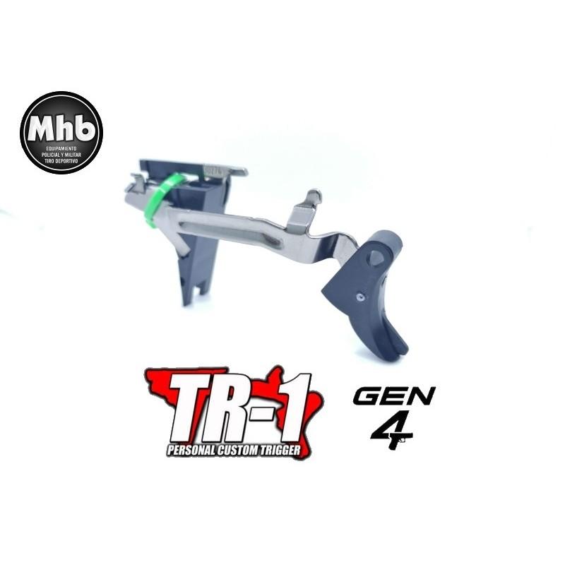 TR-1 upgrade® CROCODILE™ en ERGAL KIT COMPLETO para Glock Gen 5