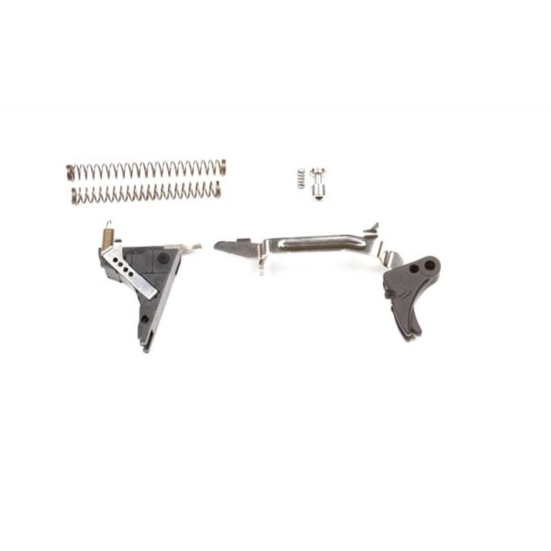 ZEV Fullcrum Ultimate Trigger Kit, 4Gen Glock 9mm, FUL-DRP-4G9-B-B
