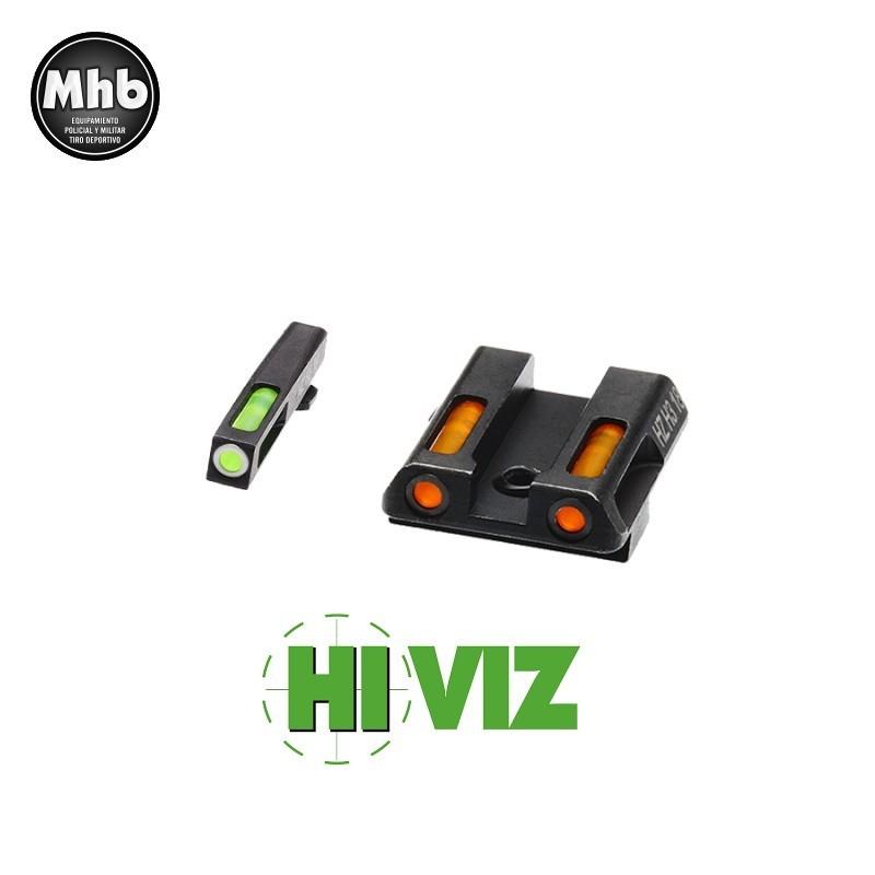 ALZA + PUNTO MIRA HIVIZ GLOCK 42/43