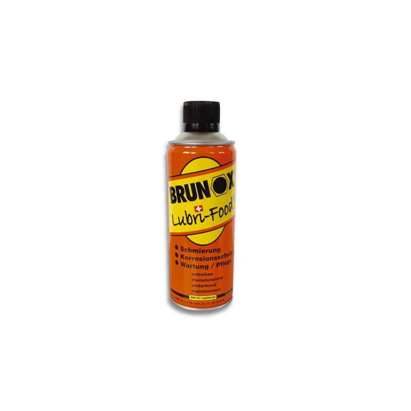 LUBRICANTE ARMAS BRUNOX- LUBRI-FOOD - 100 ml